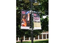 PB001 - Custom Boulevard Banner for Education